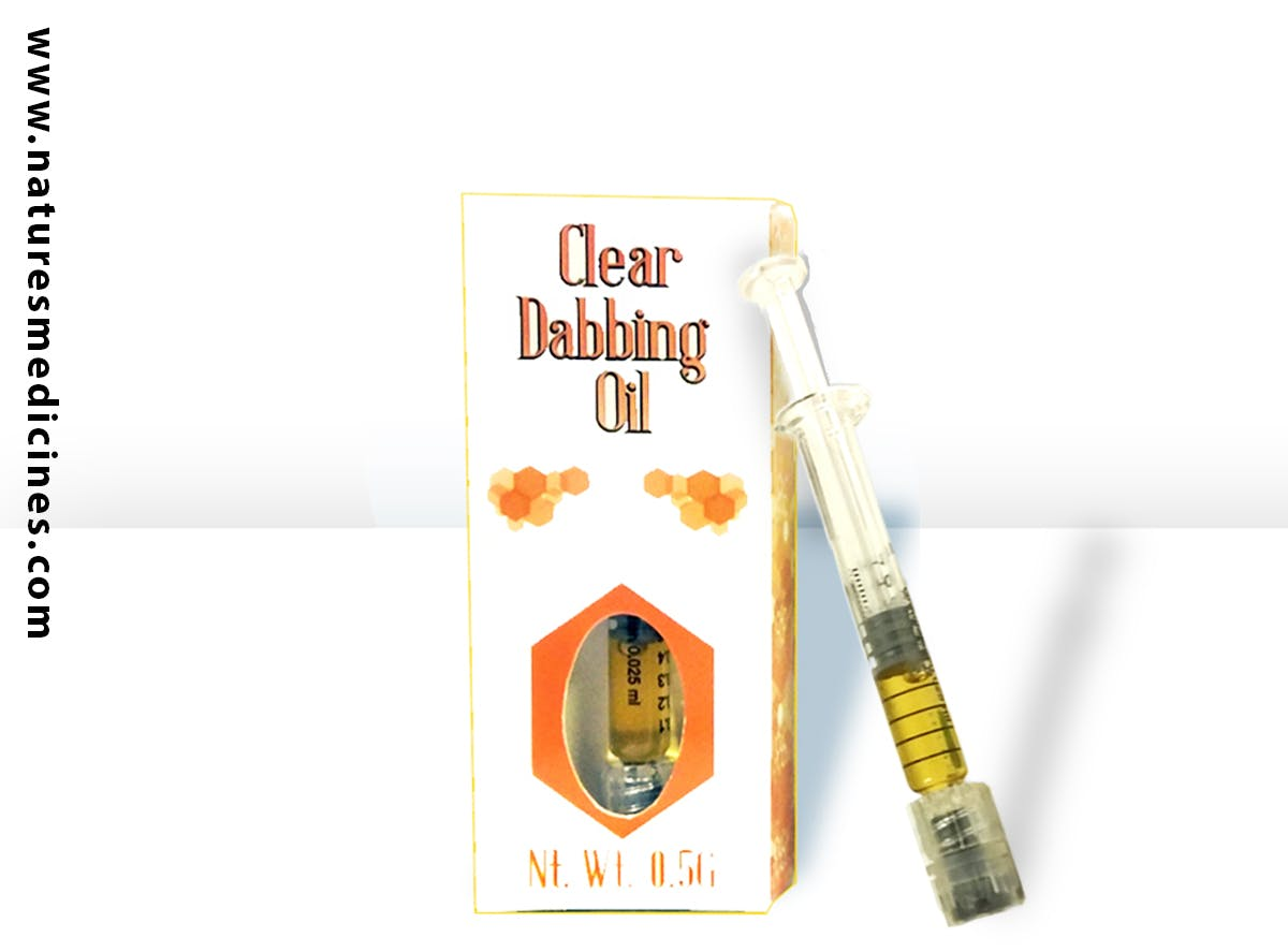 concentrate-oil-natures-clear-dabbing-oil