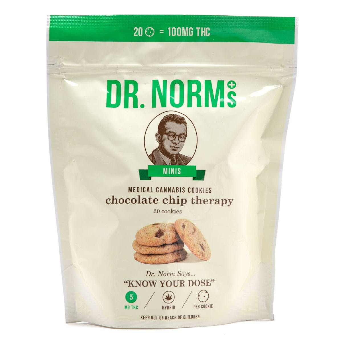 marijuana-dispensaries-urban-treez-adult-use-in-studio-city-5mg-choco-chip-therapy-bag-100mg-total