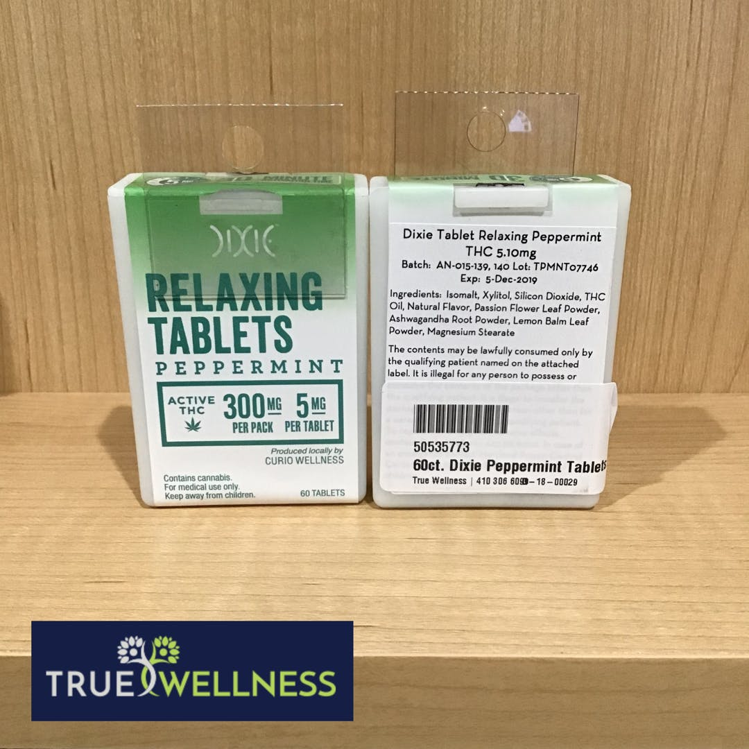 marijuana-dispensaries-226-s-philadelphia-blvd-aberdeen-60ct-dixie-peppermint-tablets