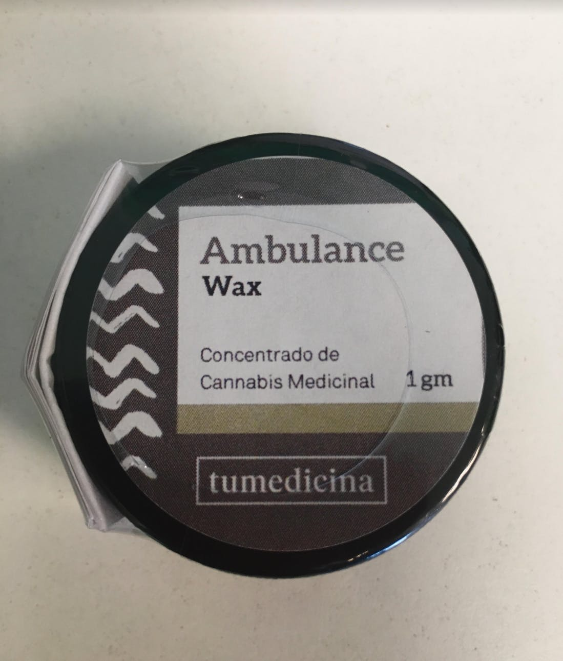 wax-ambulance-cbd-wax-cbd-dominant-wax
