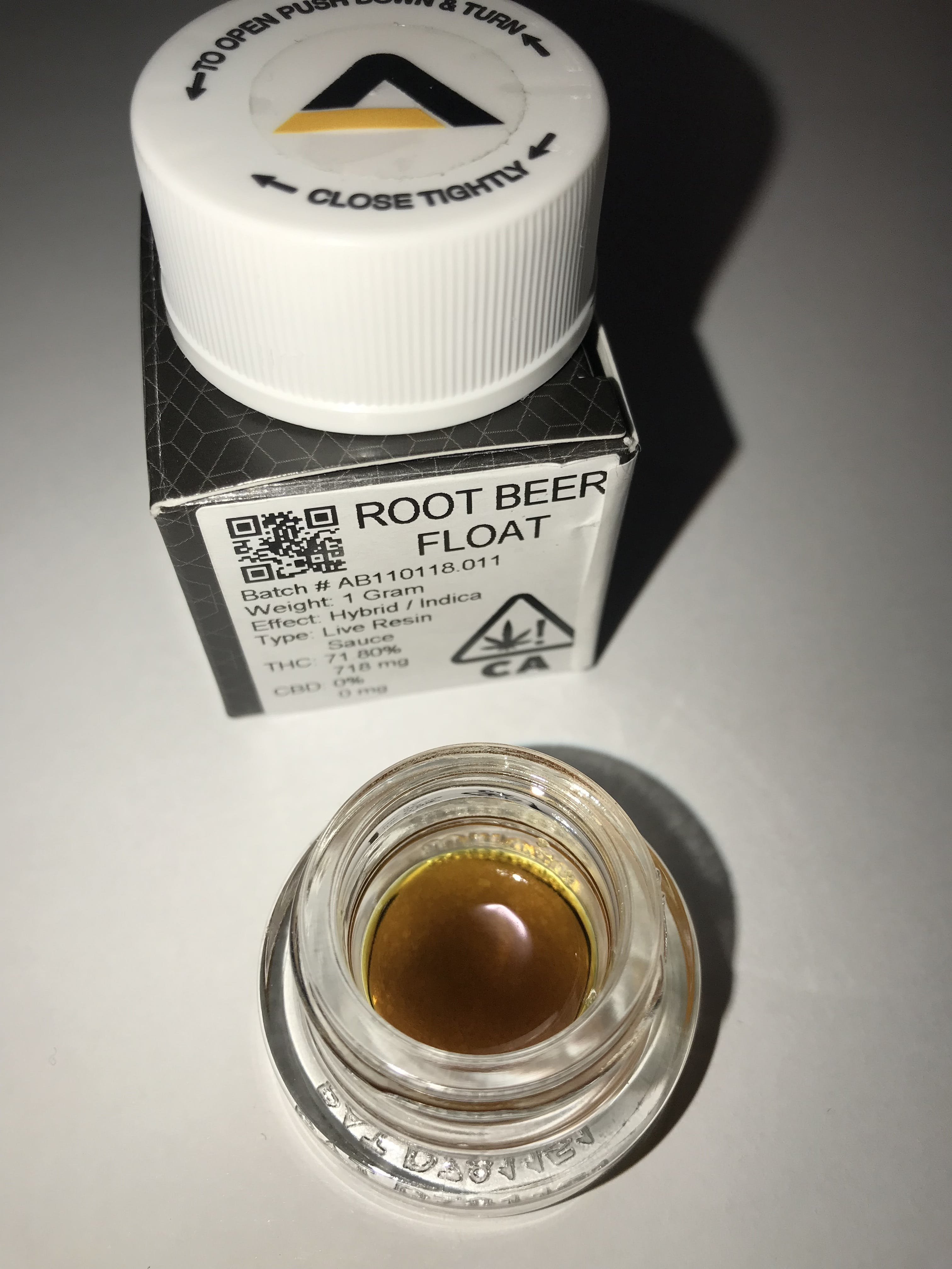 concentrate-apex-root-beer-float