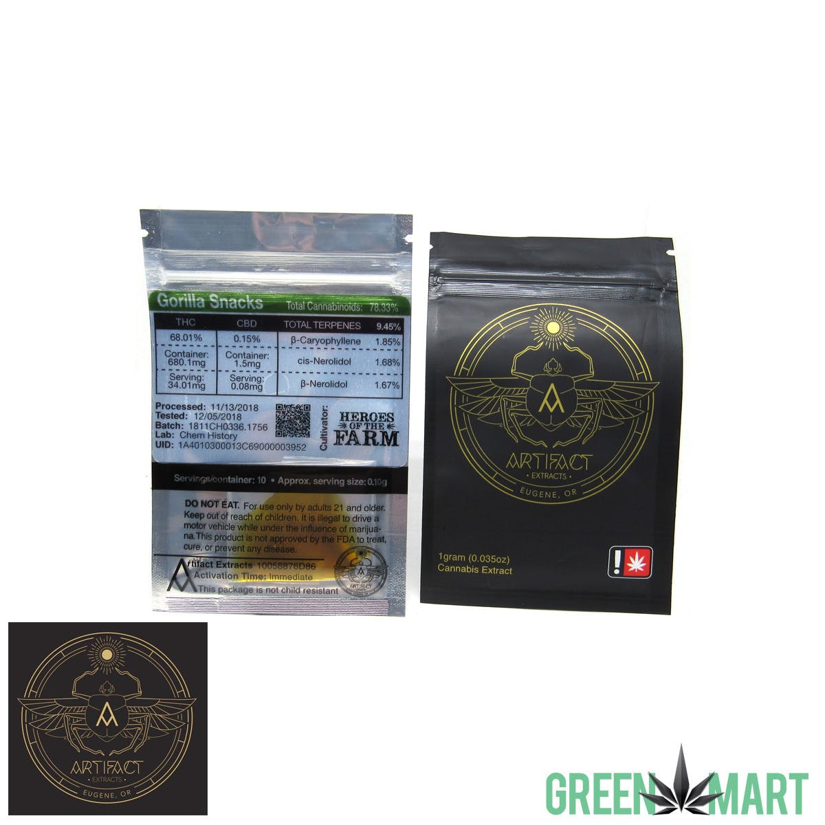 concentrate-artifact-extracts-gorilla-snacks