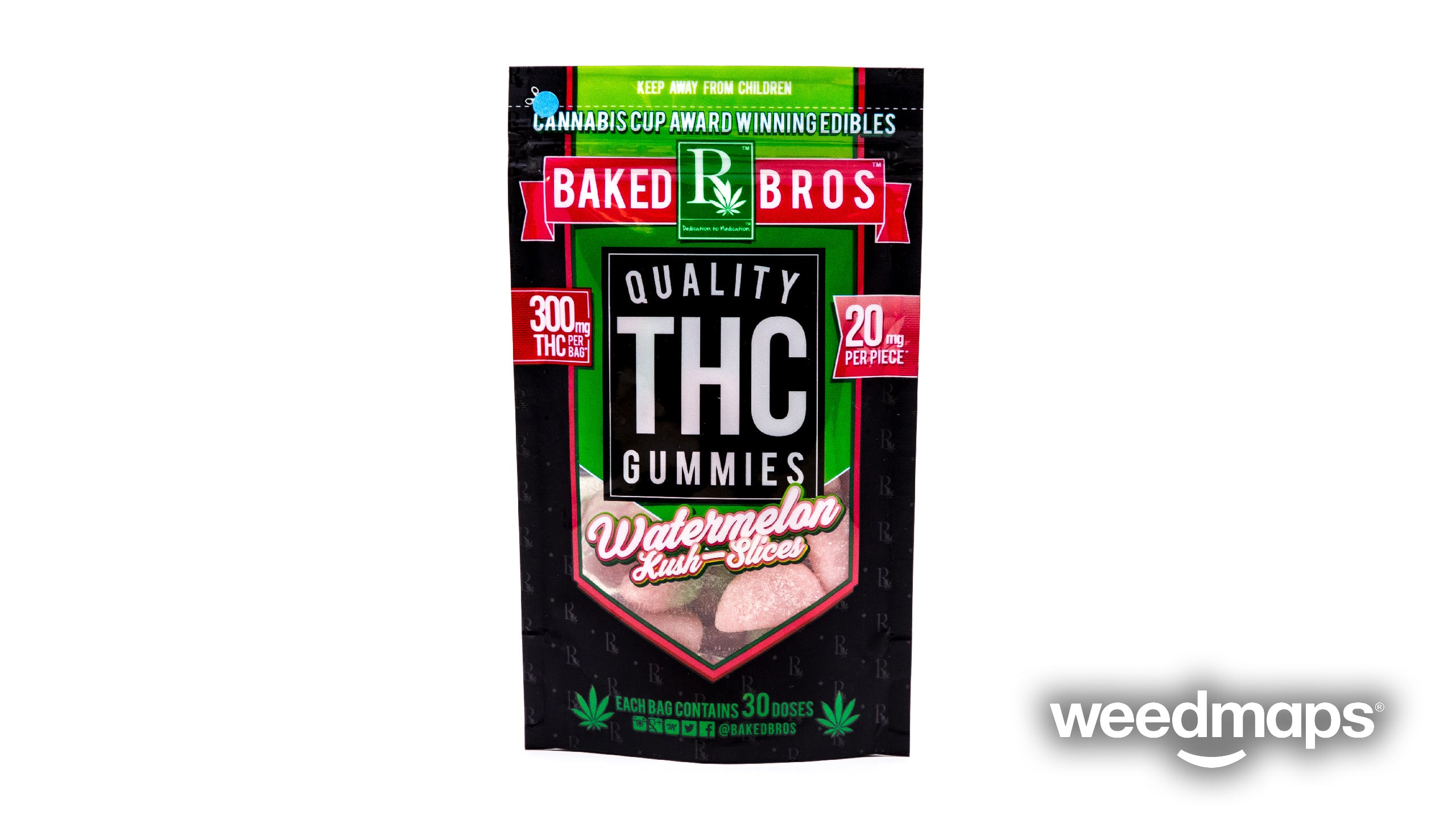 edible-baked-bros-300mg-gummies-assorted-flavors