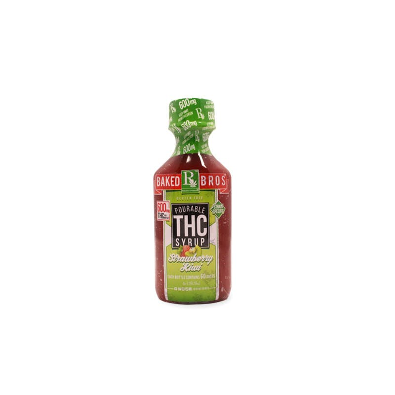 marijuana-dispensaries-7105-e-22nd-st-tucson-baked-bros-thc-syrup-strawberry-kiwi-600mg