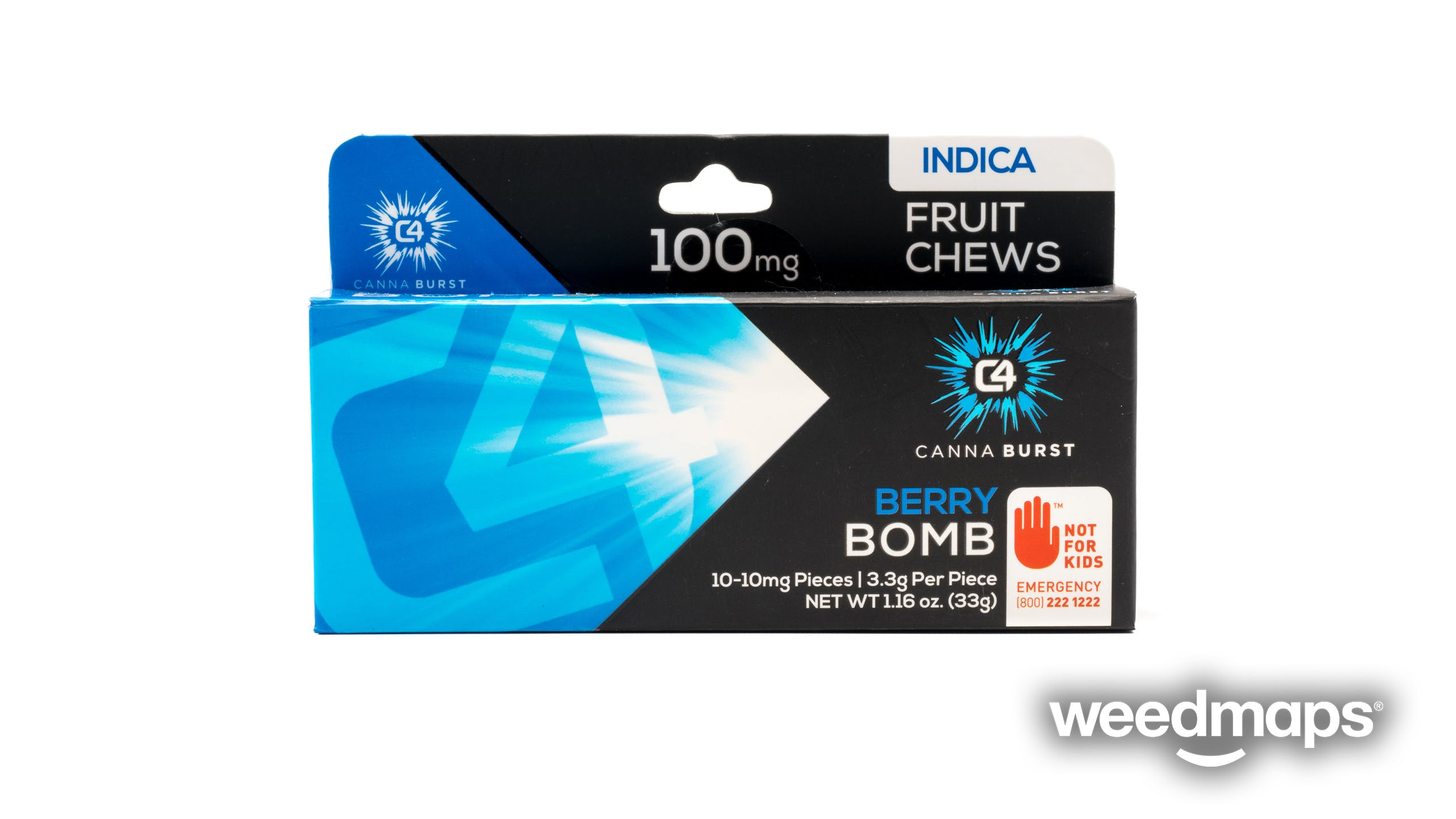 marijuana-dispensaries-freedom-market-cathlamet-recreational-in-cathlamet-berry-bomb-indica-chews-10pk-canna-burst