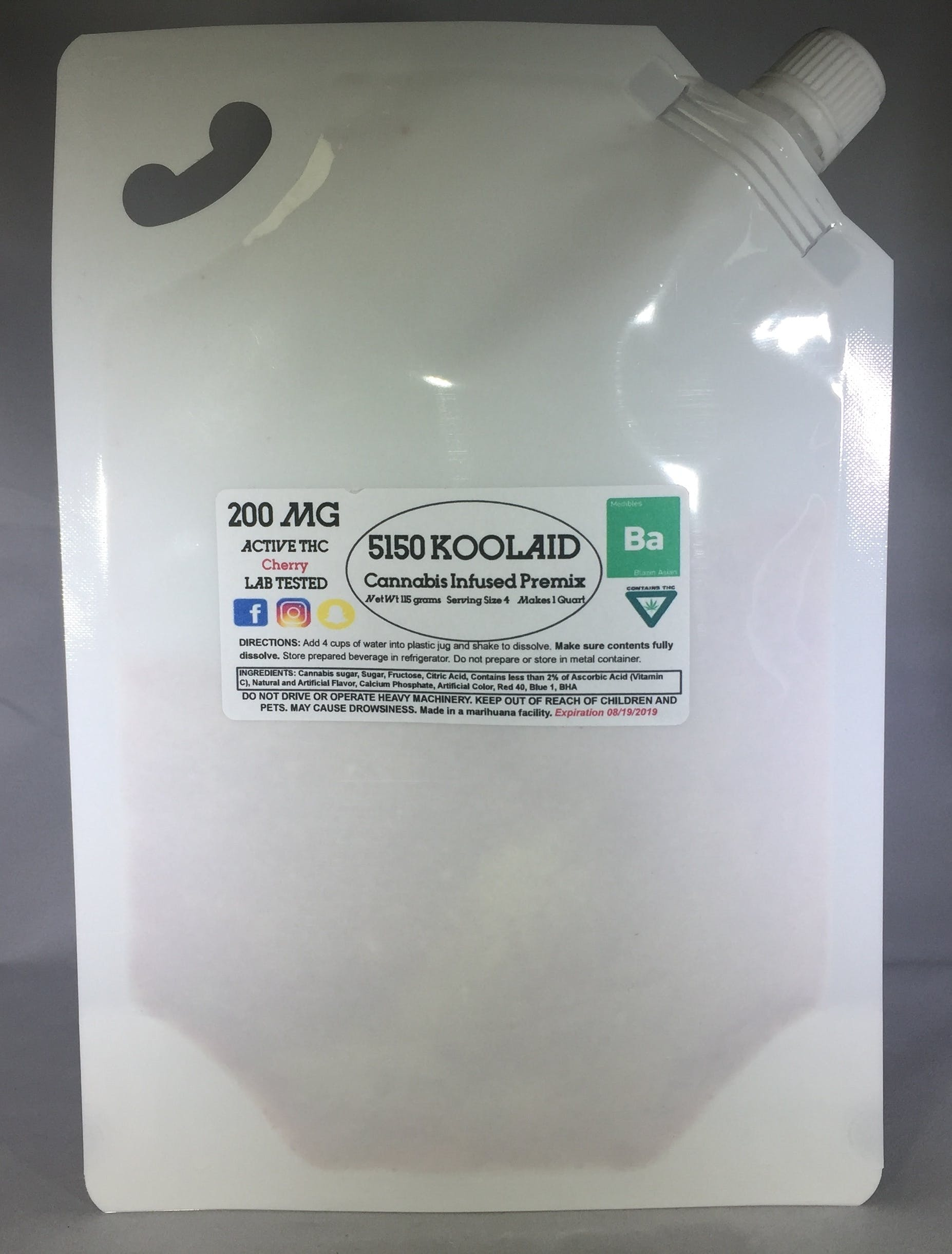 marijuana-dispensaries-261-burke-street-river-rouge-blazin-asian-200mg-koolaid