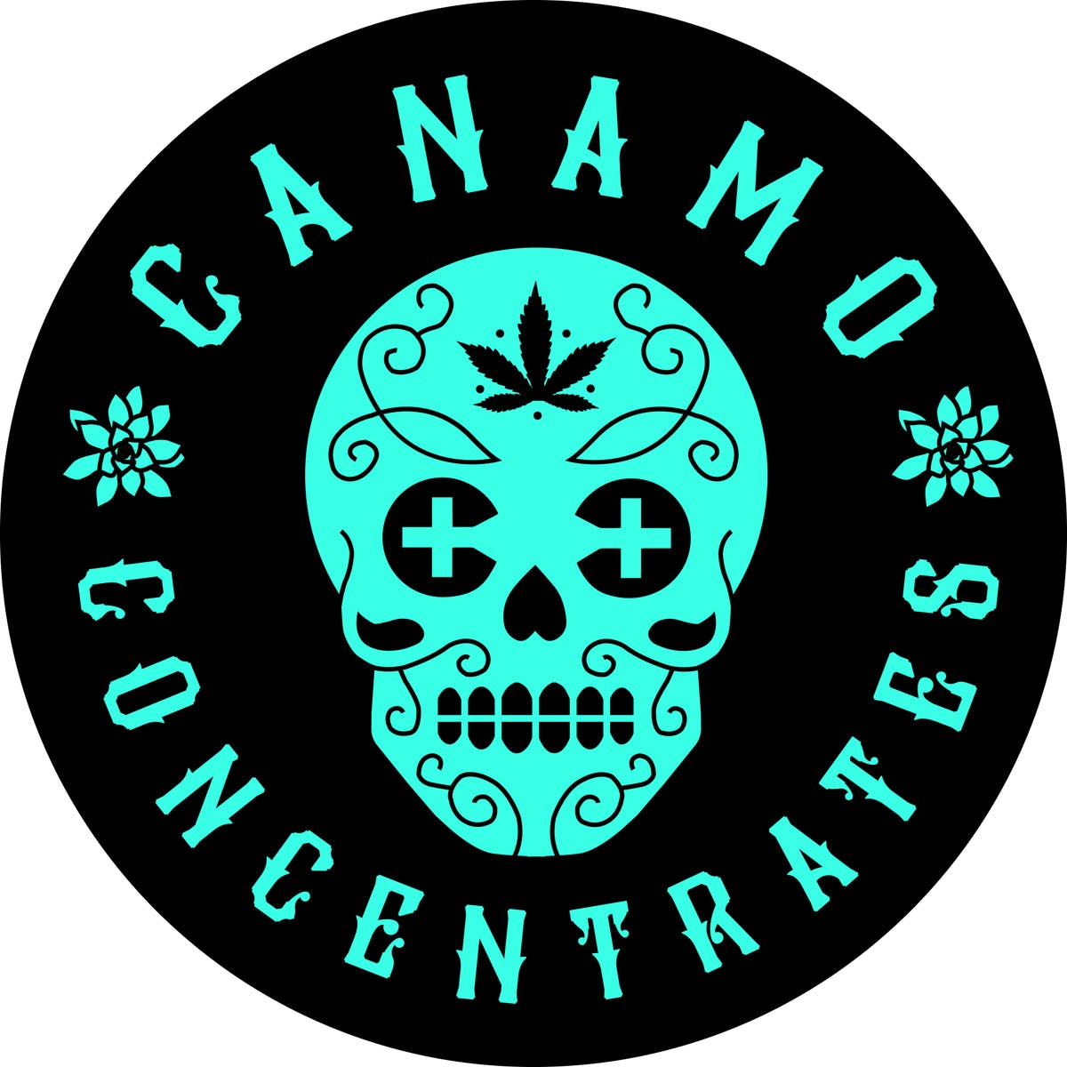Canamo Concentrates Tank Tops