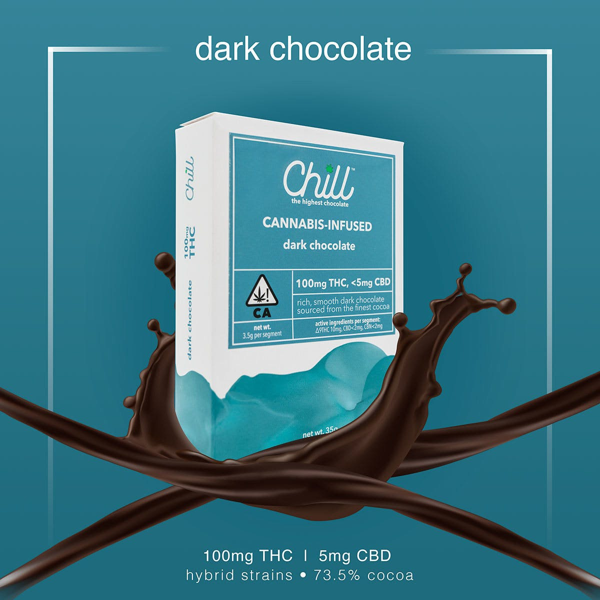 marijuana-dispensaries-11557-ventura-blvd-studio-city-cannabis-infused-dark-chocolate-100-mg-chill