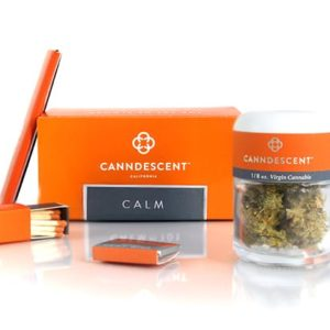 Canndescent- Calm #101 1/8th