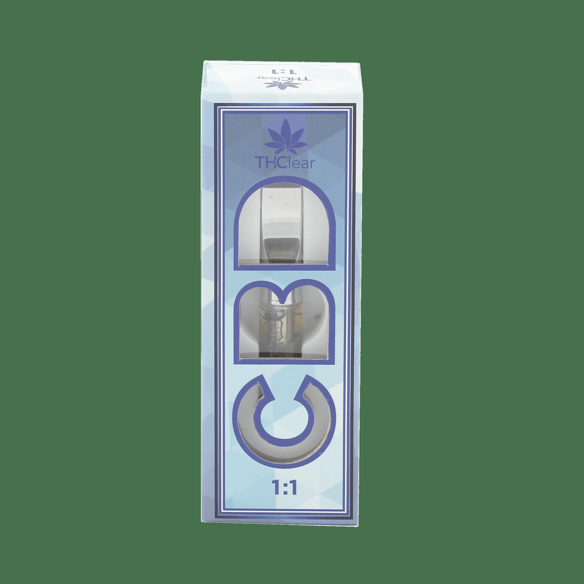CBD 1:1 Cartridge - Presidental OG