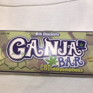 CBD Only 120mg Chocolate Bars