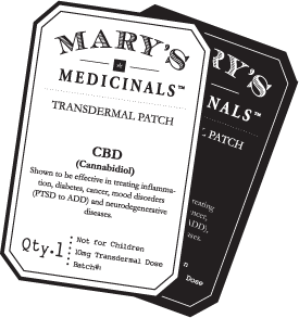 marijuana-dispensaries-1220-blumenfeld-drive-sacramento-cbd-transdermal-patch-by-marys-medicinals