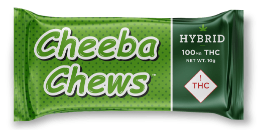 edible-cheeba-chew-hybrid-caramel-taffy-100mg