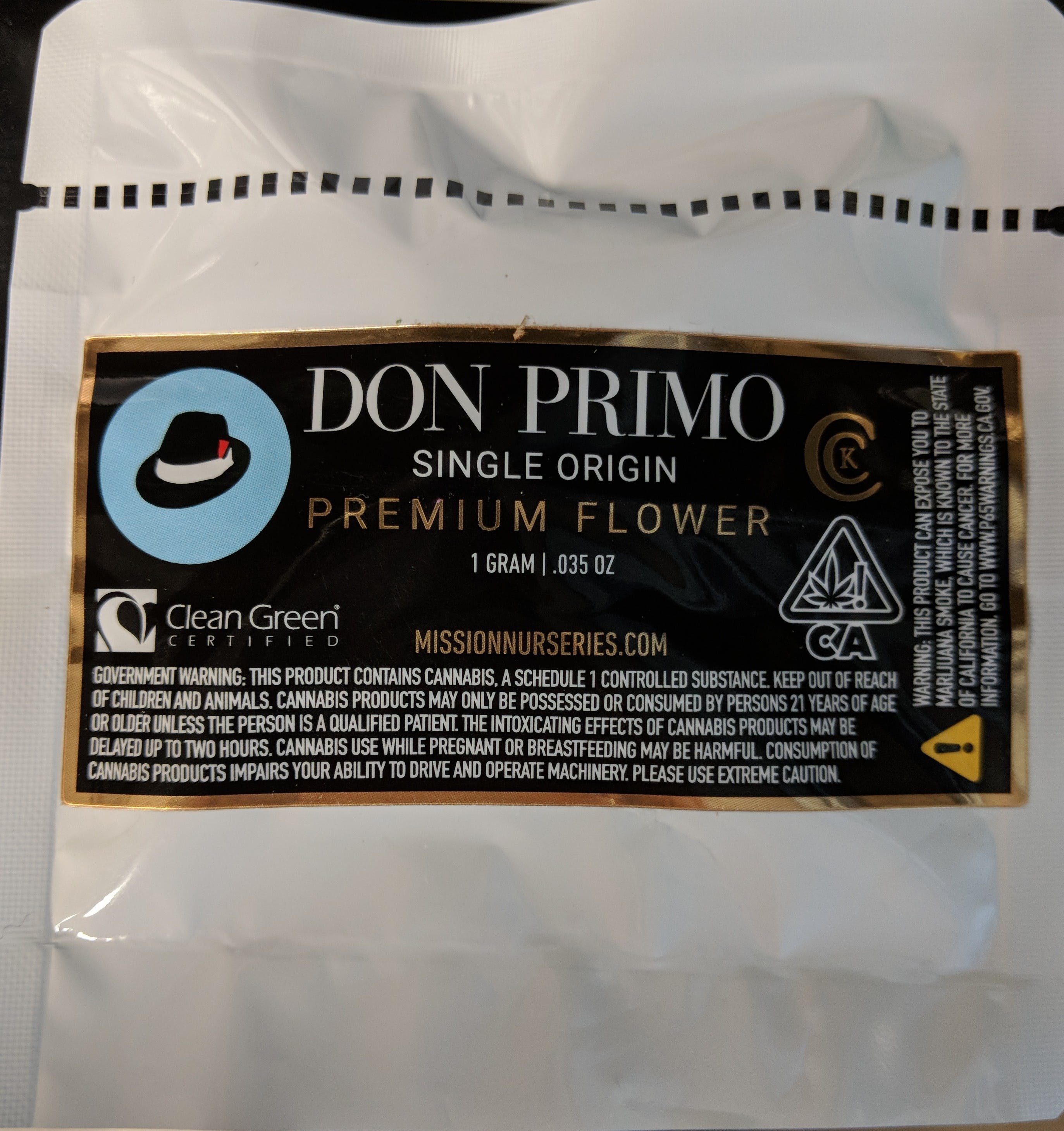 Chronic by Don Primo