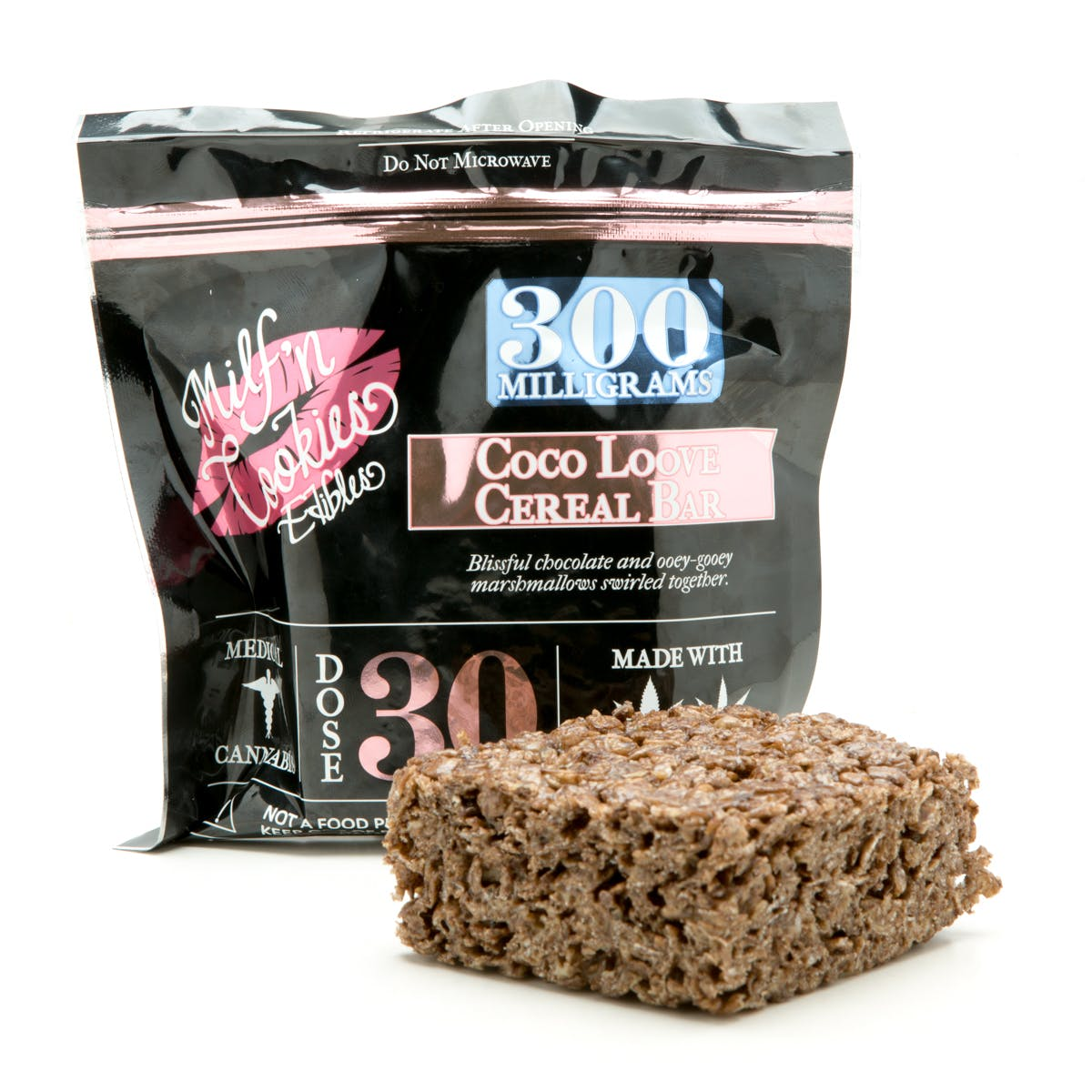 marijuana-dispensaries-van-nuys-medical-alliance-in-van-nuys-coco-loove-cereal-bar-300mg