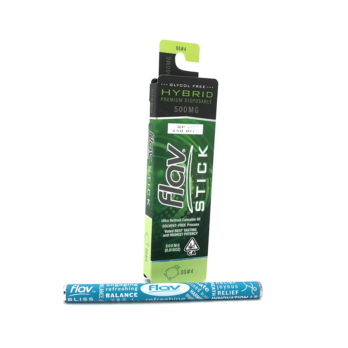 Disposable Stick: GG#4 500mg