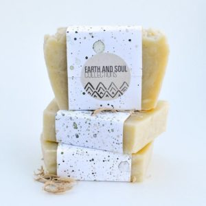 Earth and Soul Collections CBD Soap