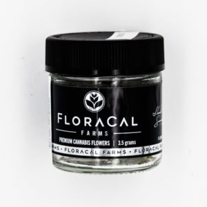 FloraCal - Rose 1/8th