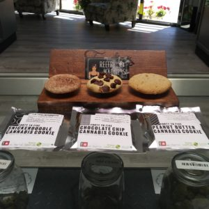 Forty to Five Chocolate Chip Cannabis Cookie