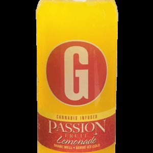 G drink 250MG - Passion Fruit