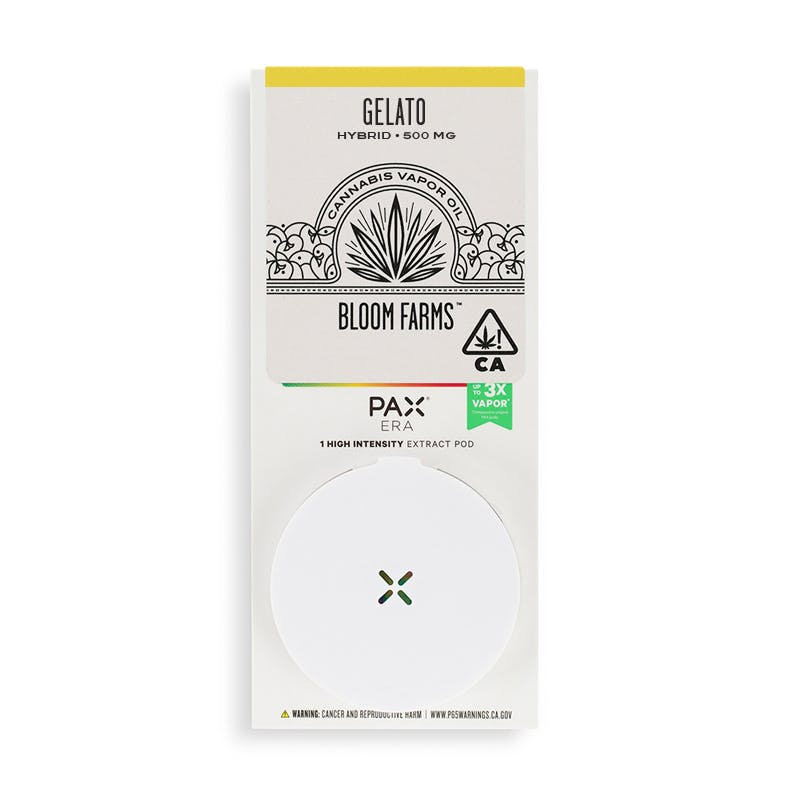 Gelato - High Intensity Pax Era Pod