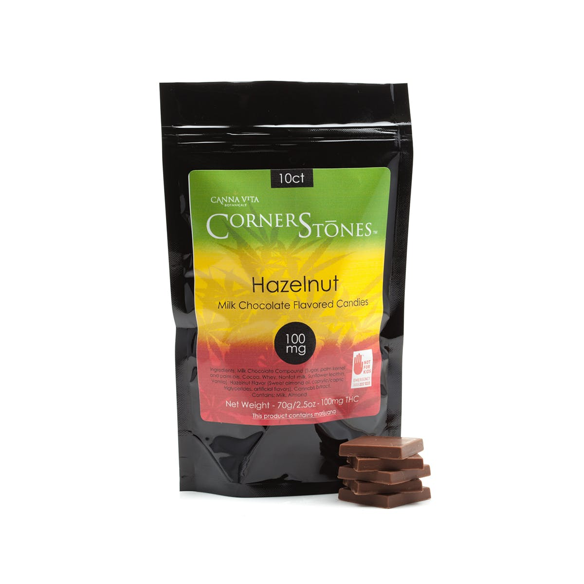 marijuana-dispensaries-greenway-marijuana-in-port-orchard-hazelnut-milk-chocolate-candies-100mg