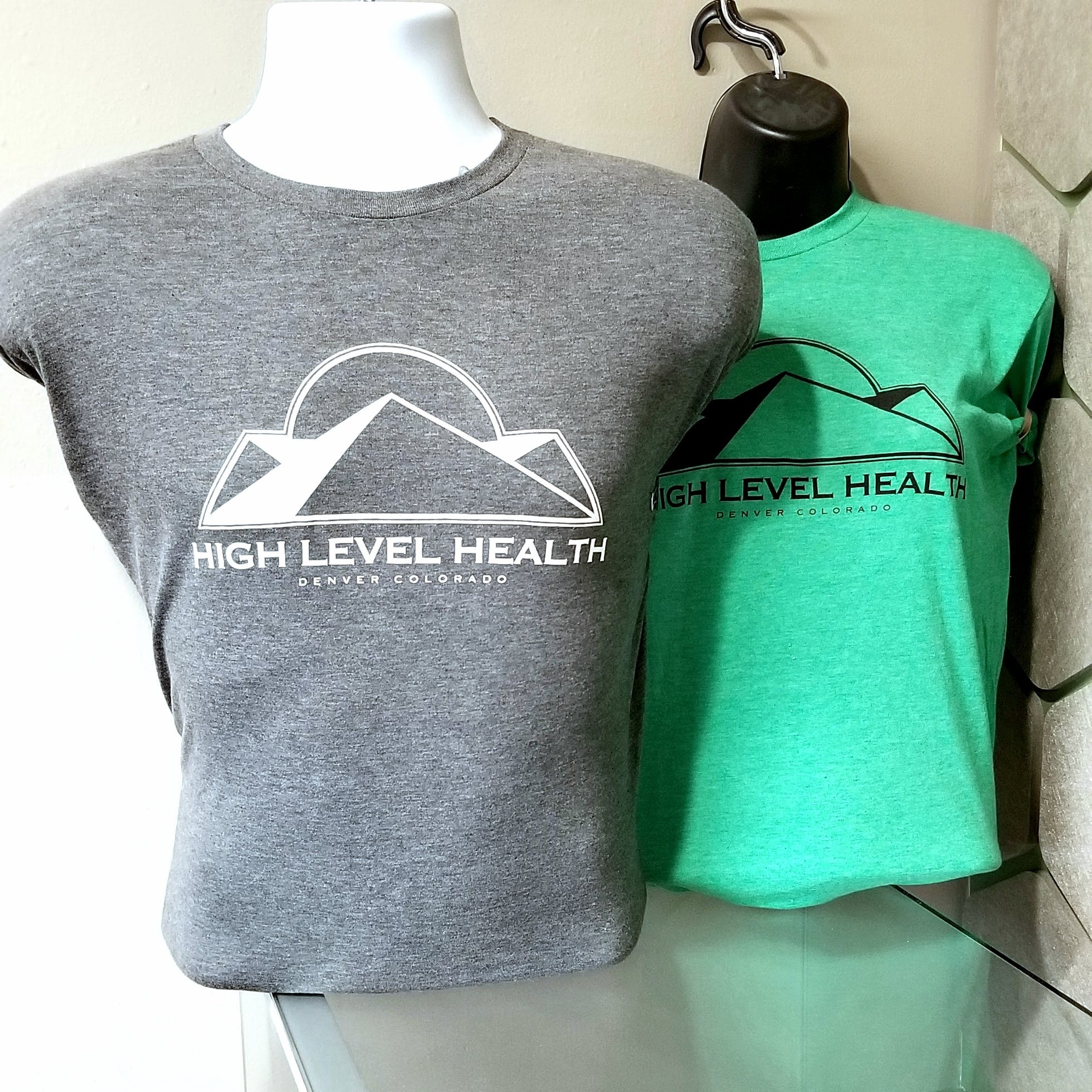 High Level Health T-Shirt