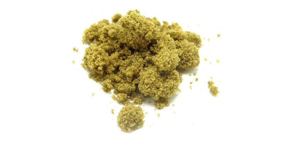 HMS Health - Salmon River OG kief