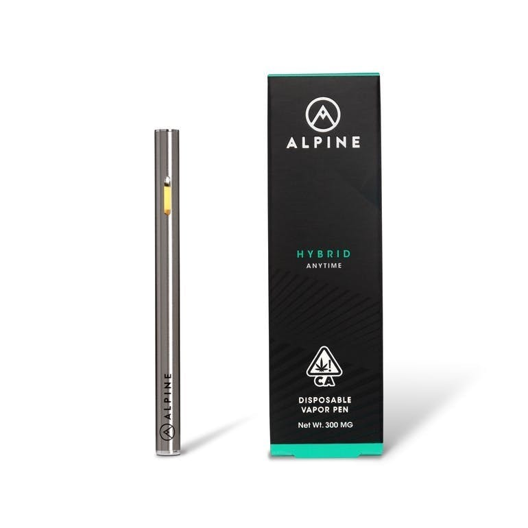 Honey Rose Infused E-liquid Disposable Vapor Pen