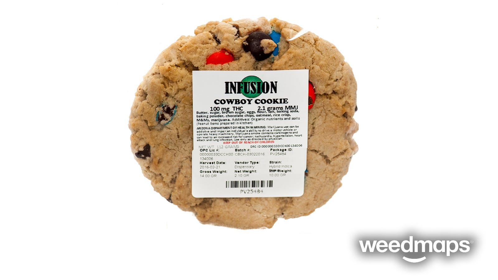 edible-infusion-100mg-cowboy-cookie