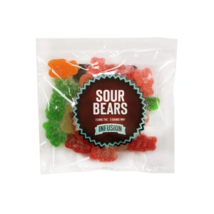 Infusion - Sour Gummi Bears (150mg)