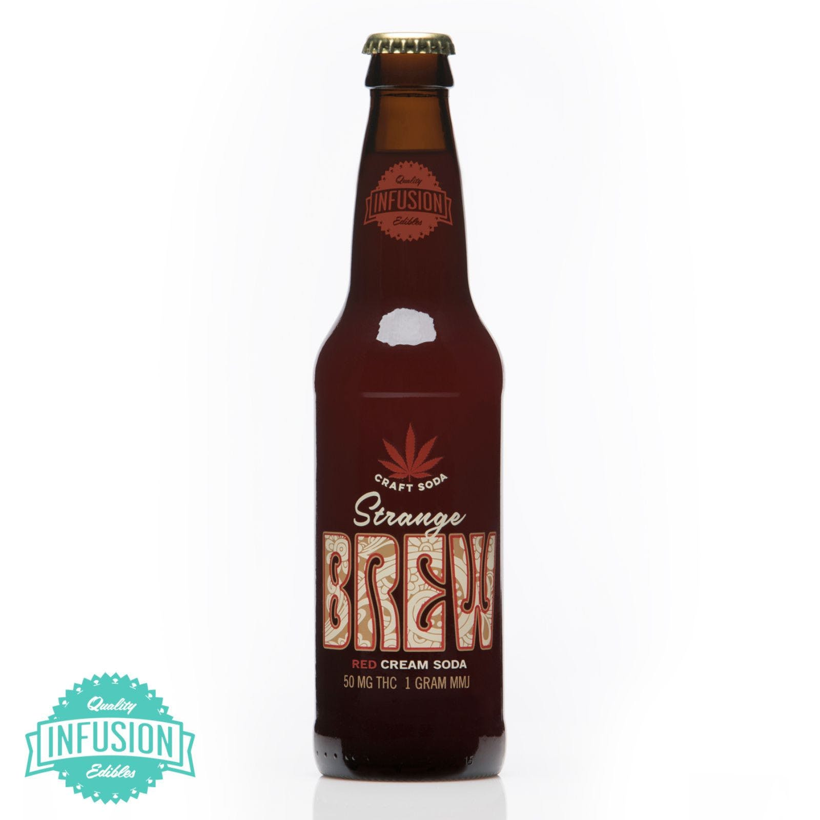 Infusion - Strange Brew Soda (50mg)