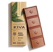 [Kiva] Vanilla Chai Chocolate Bar