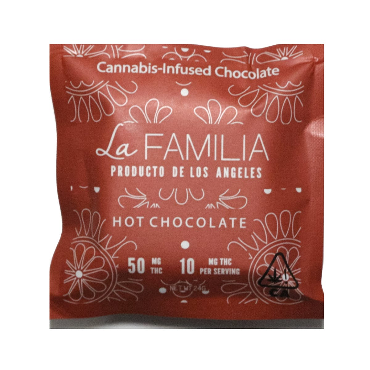 marijuana-dispensaries-high-life-collective-in-east-los-angeles-la-familia-chocolate-hot-chocolate-50mg