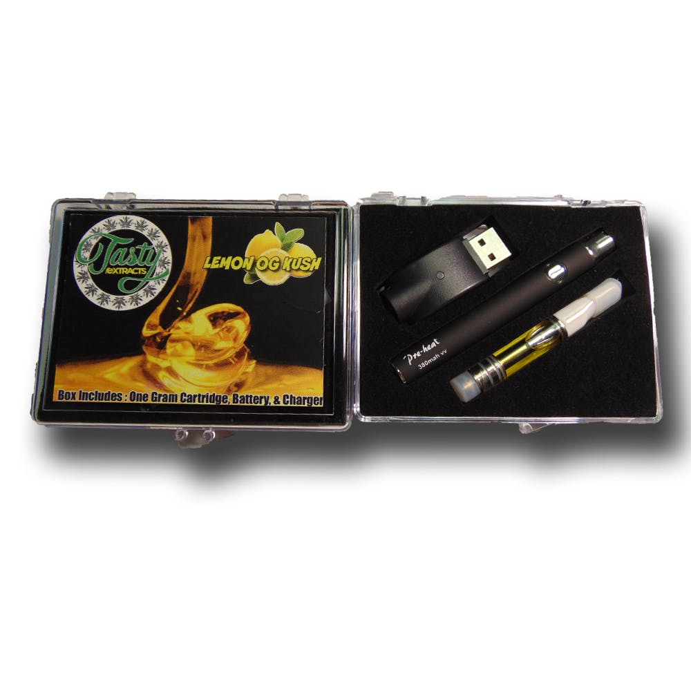Lemon OG Cartridge Battery Combo
