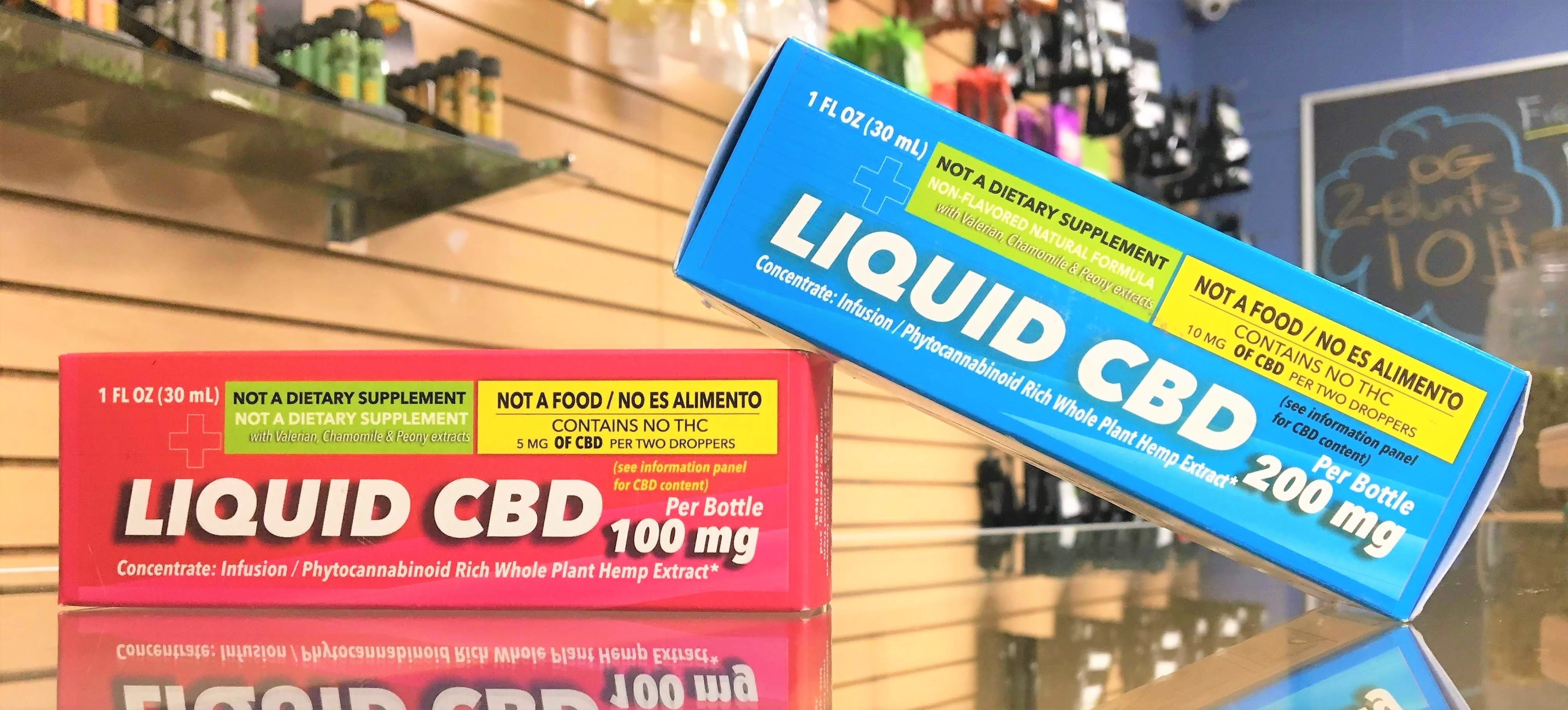 Liquid CBD 200mg