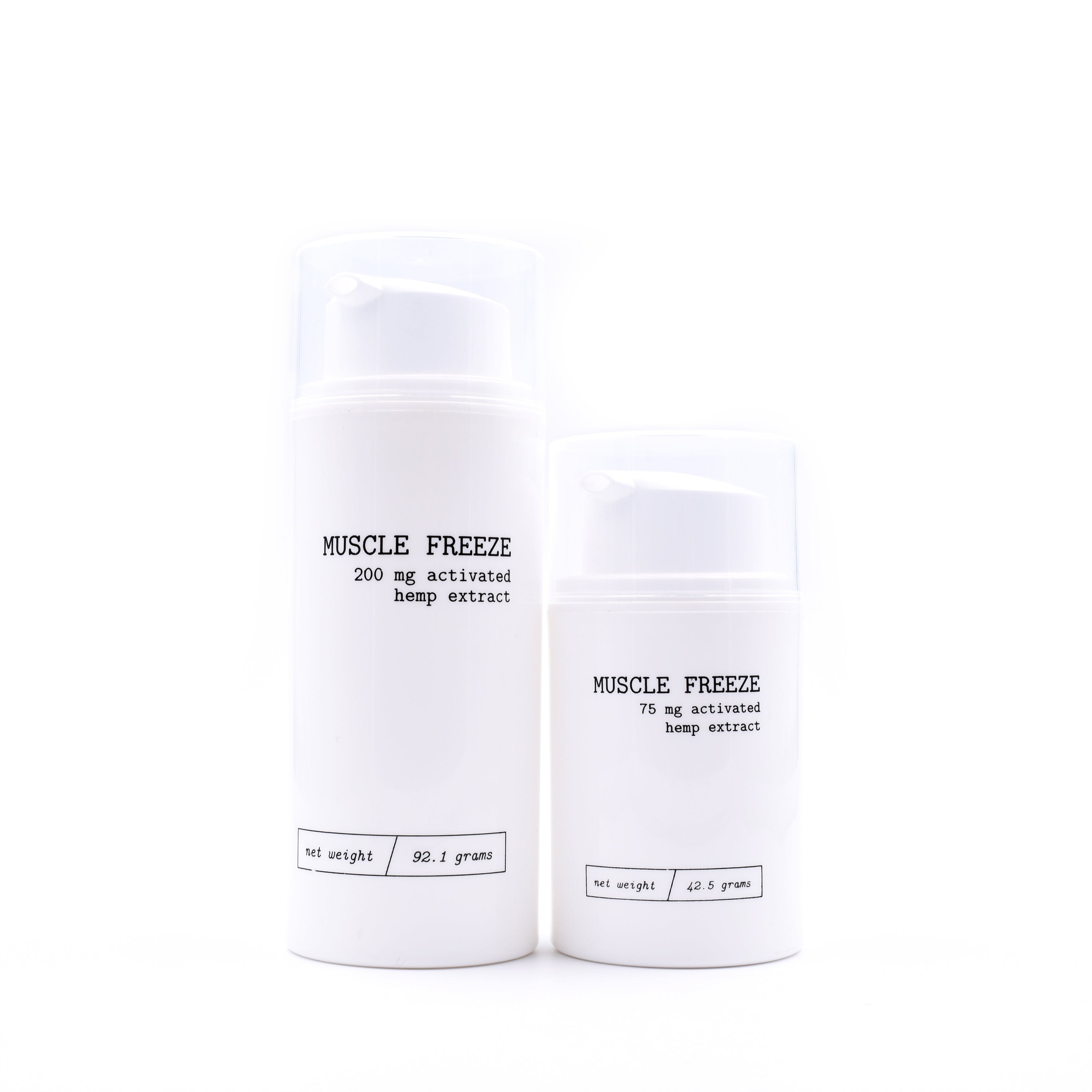 Mary's Medicinals Muscle Freeze 3oz