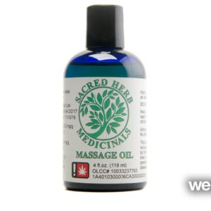 Massage Oil 4oz