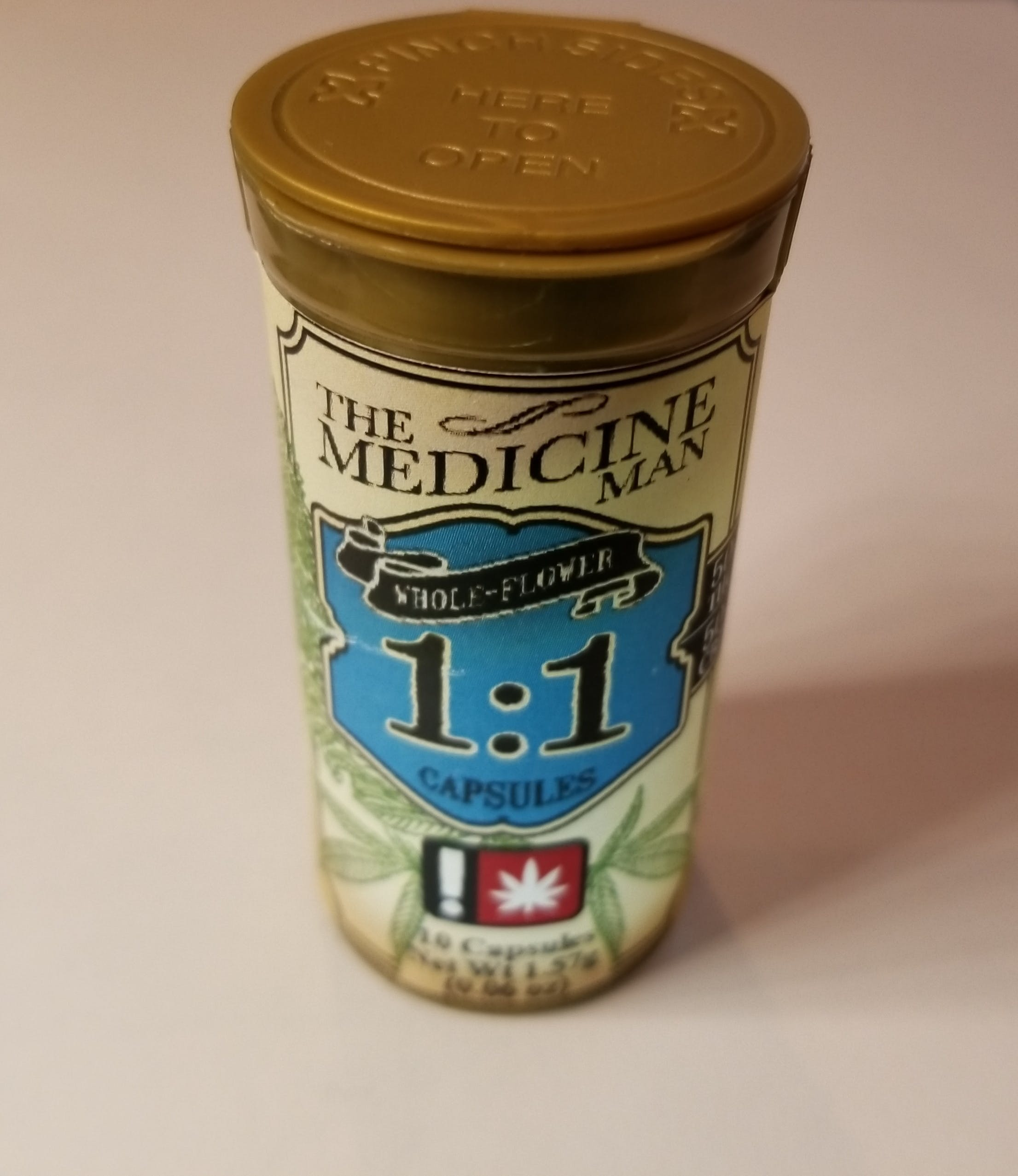 marijuana-dispensaries-new-millennium-in-eugene-medicine-man-11-capsules