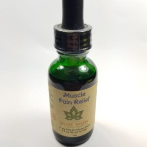 Muscle Pain Relief 1oz (171MG)