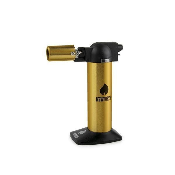 gear-newport-zero-butane-6-cigar-torch-black-a-gold