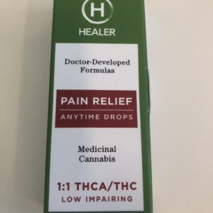 Pain Relief Anytime Drops 100MG