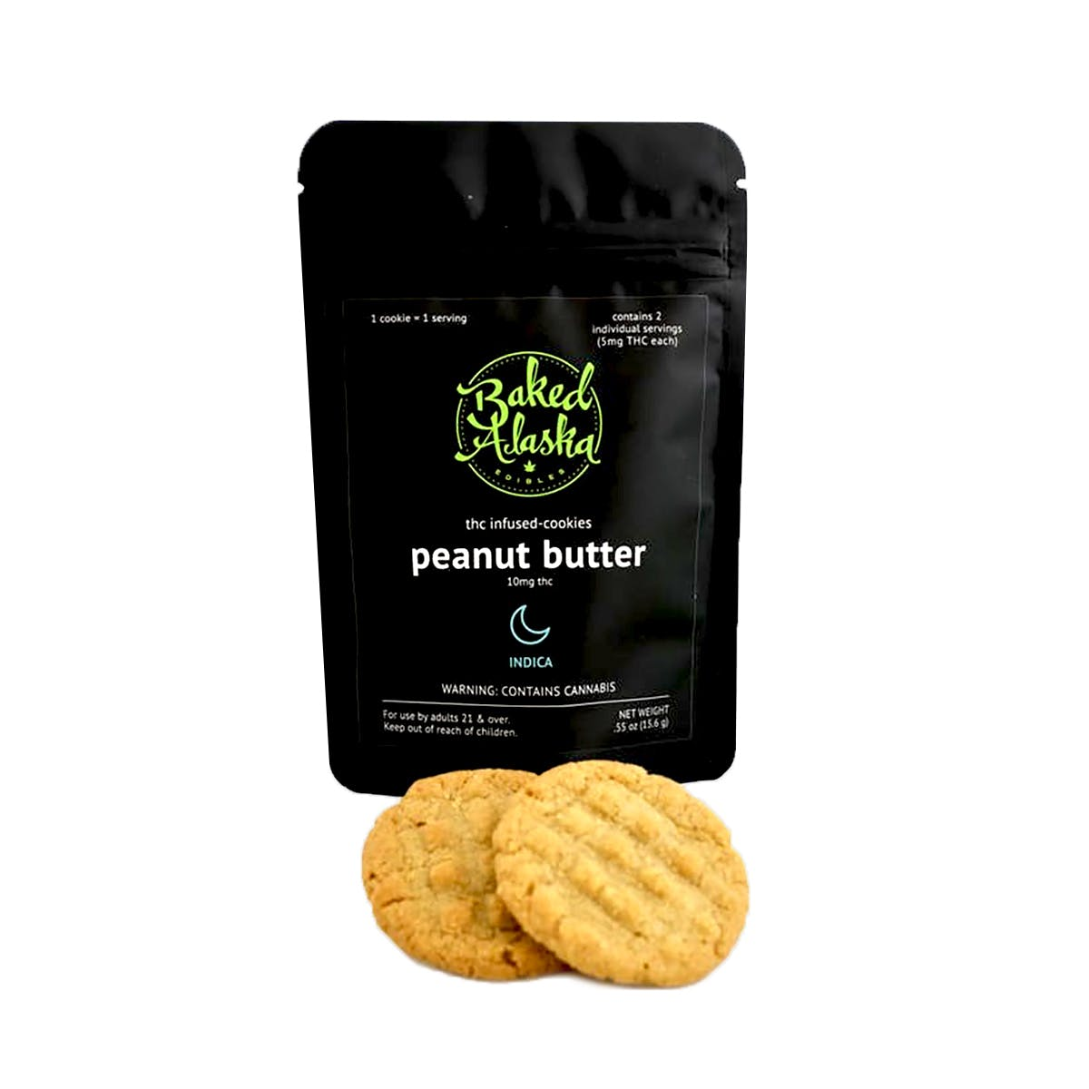 Peanut Butter Cookie 10mg Indica