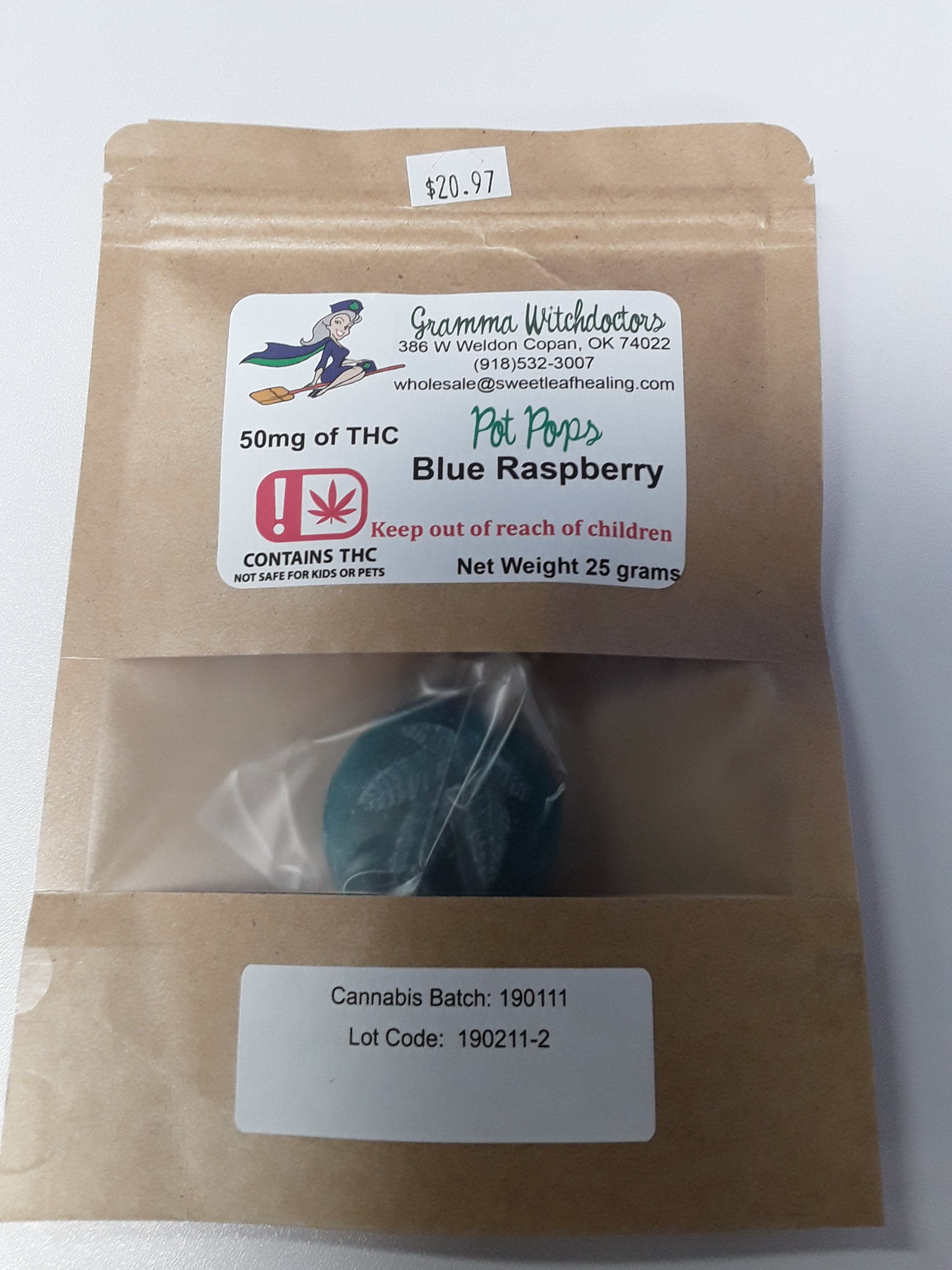 marijuana-dispensaries-minerva-canna-of-grove-in-grove-pot-pops-blue-raspberry