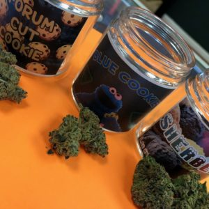 Premium Bud (Only comes in 1/8's)