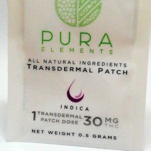 Pura Elements- Indica Patch