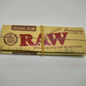 Raw Connoisseur Papers