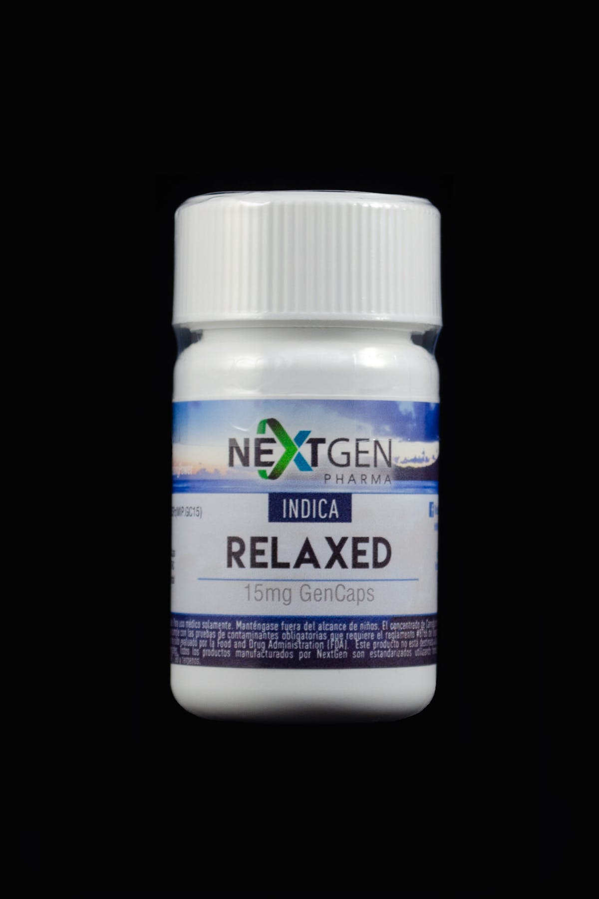 Relaxed Capsules 15mg