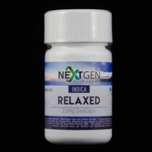 Relaxed Capsules 25mg