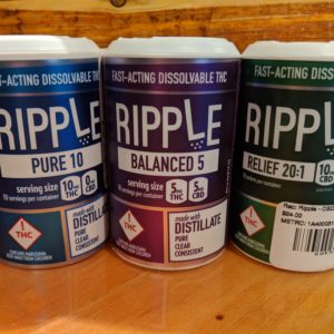 Ripple Dissolvable Powder